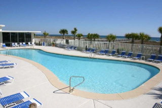 Tidewater outdoor pool